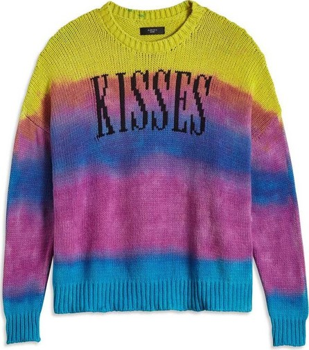 Amiri Rainbow kisses pullover sweater