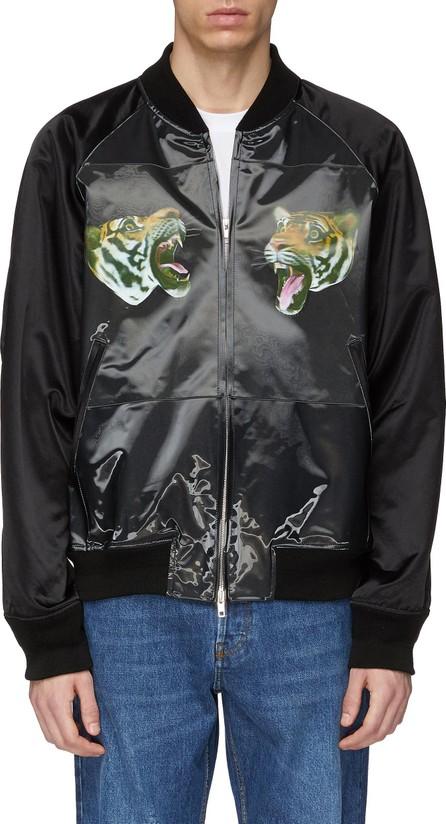 Doublet Tiger print souvenir jacket