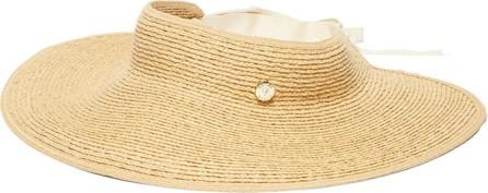 HEIDI KLEIN Cape Elizabeth raffia visor