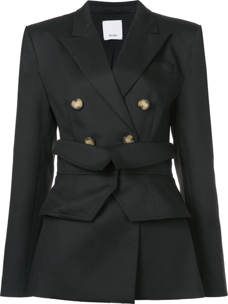 Acler Tailored corset blazer