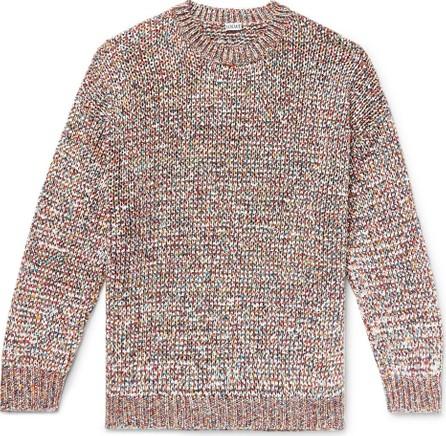 LOEWE Mélange Open-Knit Sweater