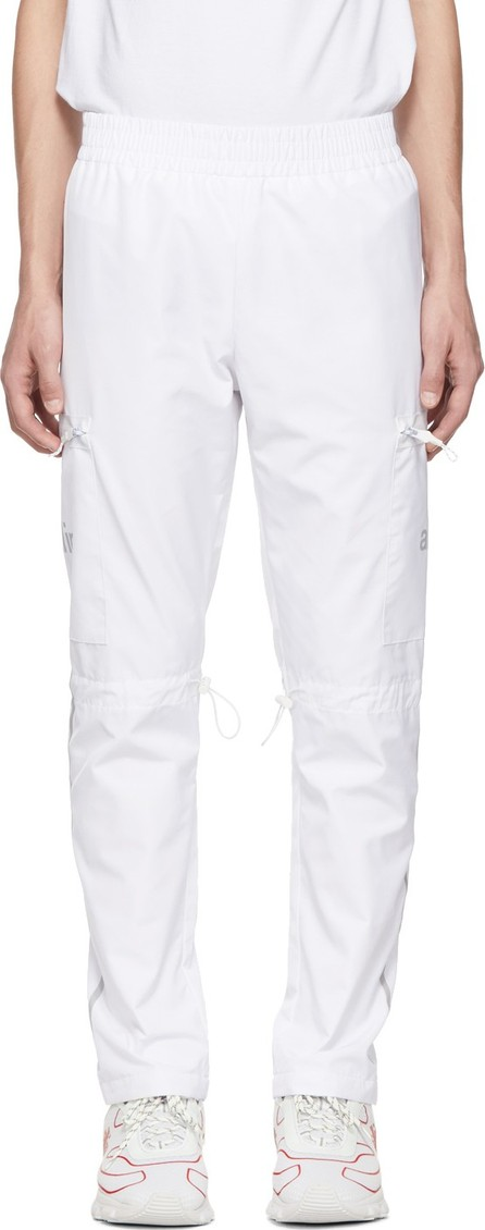 all in White Tennis Lounge Pants