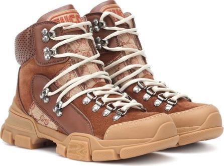 Gucci Flashtrek GG high-top sneakers