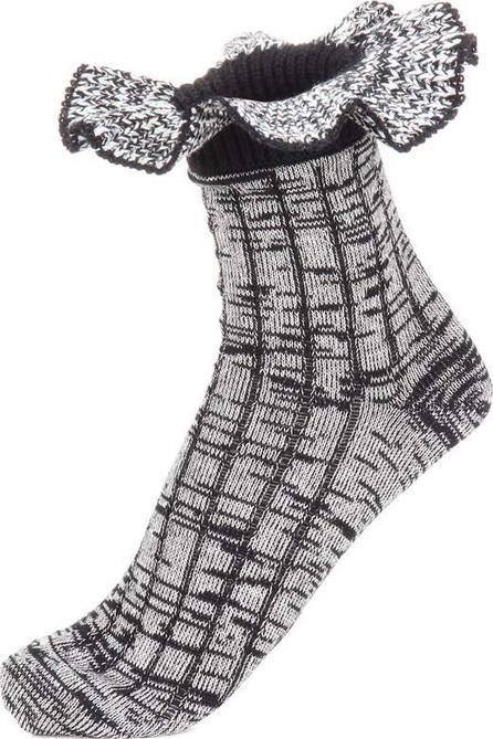 Alexander McQueen Wool-blend socks