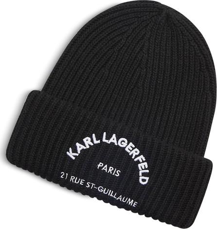 Karl Lagerfeld Rue St. Guillaume Beanie