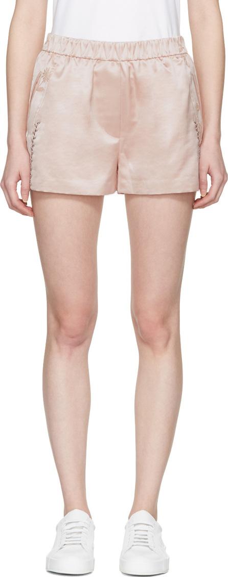 3.1 Phillip Lim Pink Western Shorts
