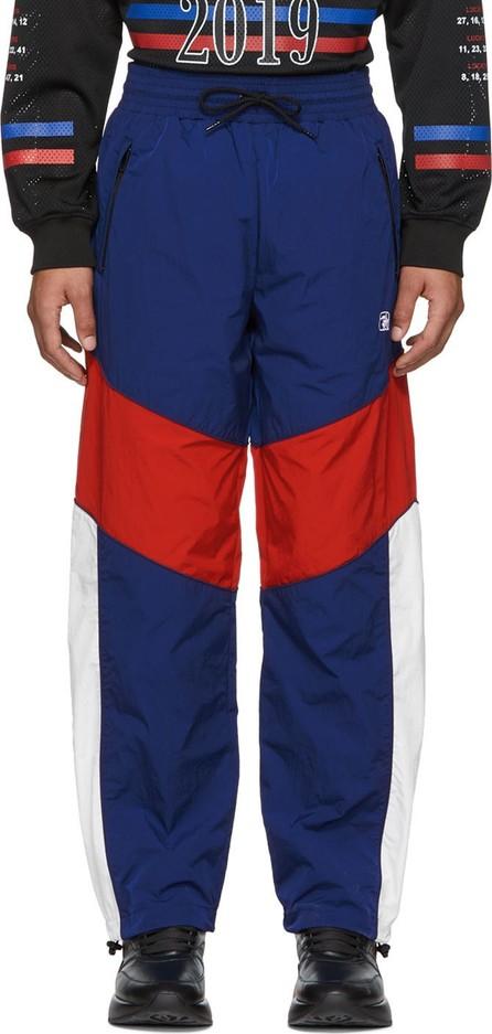 Alexander Wang Navy Olympic Track Pants