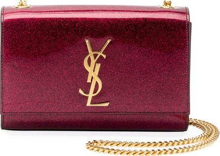 Saint Laurent Vintage Passementerie Small Monogram YSL Shoulder Bag ... 5657520516924