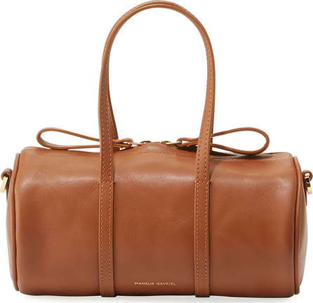Mansur Gavriel Calf Leather Mini Mini Duffel Bag