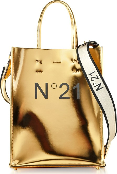 N°21 Small Platinum Shopping Bag