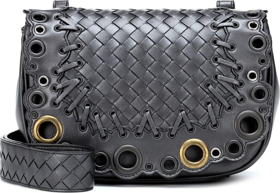 7469f5ef3f7 Bottega Veneta BV Luna leather shoulder bag.  2,780. Mytheresa