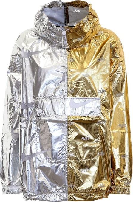 Nike Sportswear metallic jacket