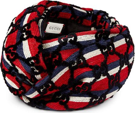 Gucci Baia GG Stripe Turban
