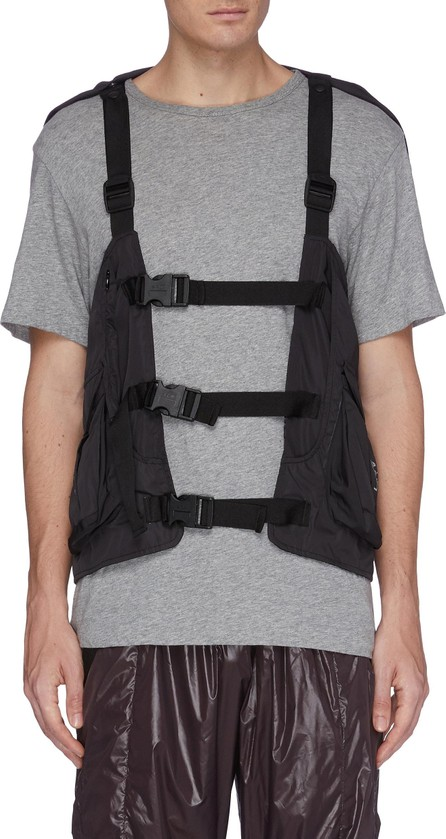 A-Cold-Wall* Detachable back pocket hooded gilet