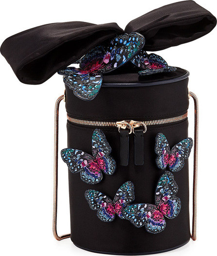 Sophia Webster Bonnie Butterfly Leather Crossbody Bag