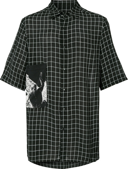 Ex Infinitas Checked shirt