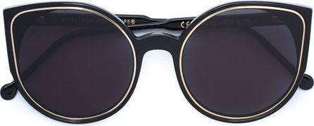 RetroSuperFuture retro cat-eye sunglasses