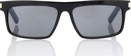 Saint Laurent Square acetate sunglasses