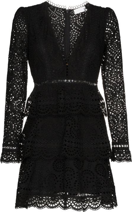Zimmermann Tali tiered swirl dress