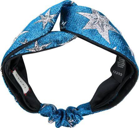 Gucci star headband