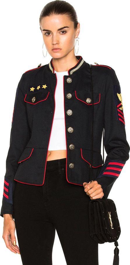 History Repeats Military Jacket