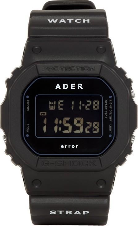 ADER error Black G-Shock Edition Watch