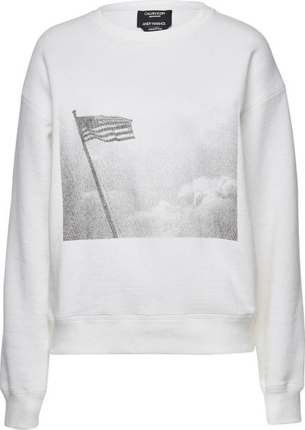 Calvin Klein 205W39NYC X Andy Warhol Printed Cotton Sweatshirt