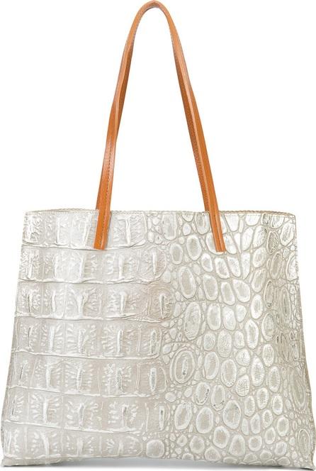 B May textured tote bag