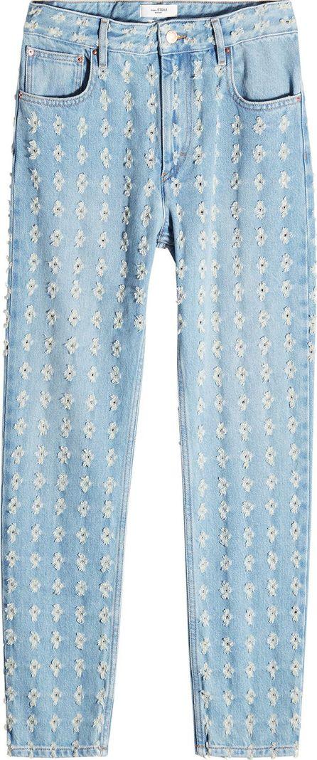 Isabel Marant Etoile Corliff Cropped Jeans