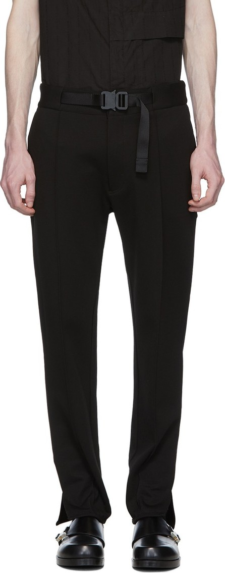 1017 ALYX 9SM Black Classic Trousers