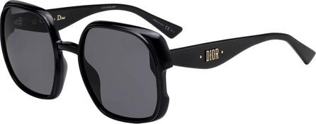 Dior Nuance Square Plastic Sunglasses