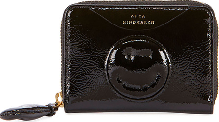 Anya Hindmarch Small Chubby Wink Zip-Around Wallet