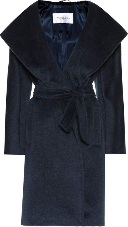 Max Mara Jader alpaca and wool coat