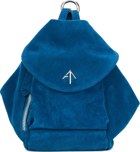 Trapeze shape shoulder bag