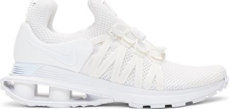 Nike White Shox Gravity Sneakers