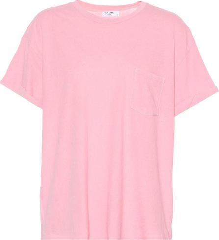 FRAME DENIM Cotton T-shirt