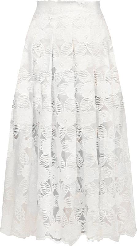 Bambah Mist Midi Skirt
