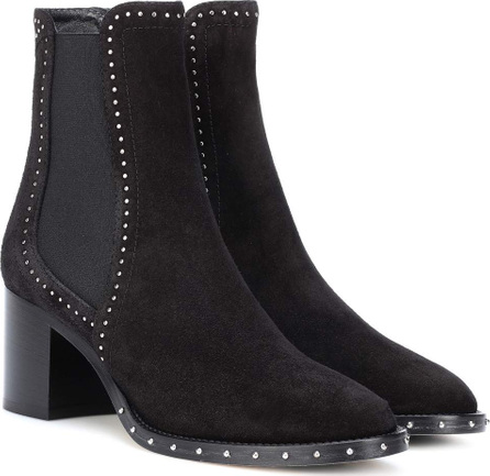 Jimmy Choo Merril 65 suede ankle boots