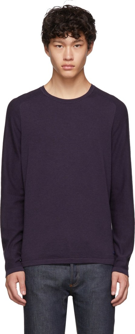 BOSS Hugo Boss Purple Kamyo Sweater