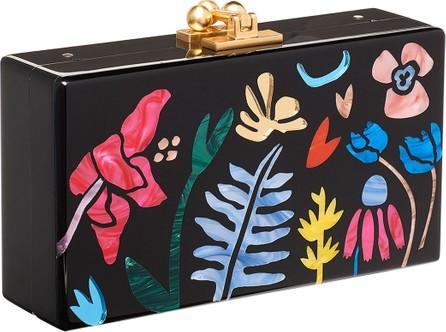 Edie Parker Jean Garden Delight Clutch Bag