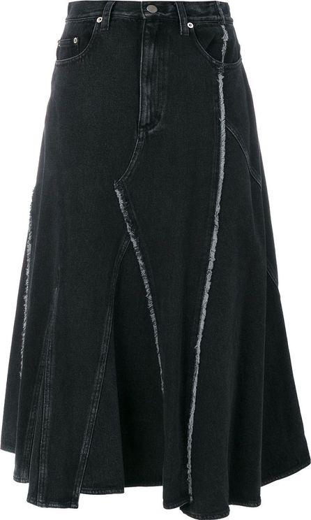 3.1 Phillip Lim asymmetric A-line skirt