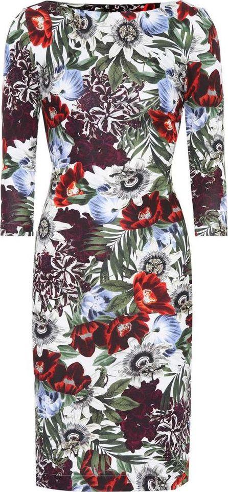 Erdem Floral-printed dress