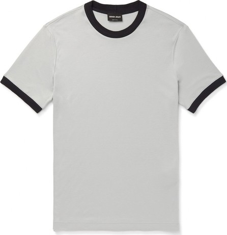 Giorgio Armani Slim-Fit Jersey T-Shirt