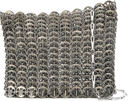 Paco Rabanne Metal mesh small shoulder bag