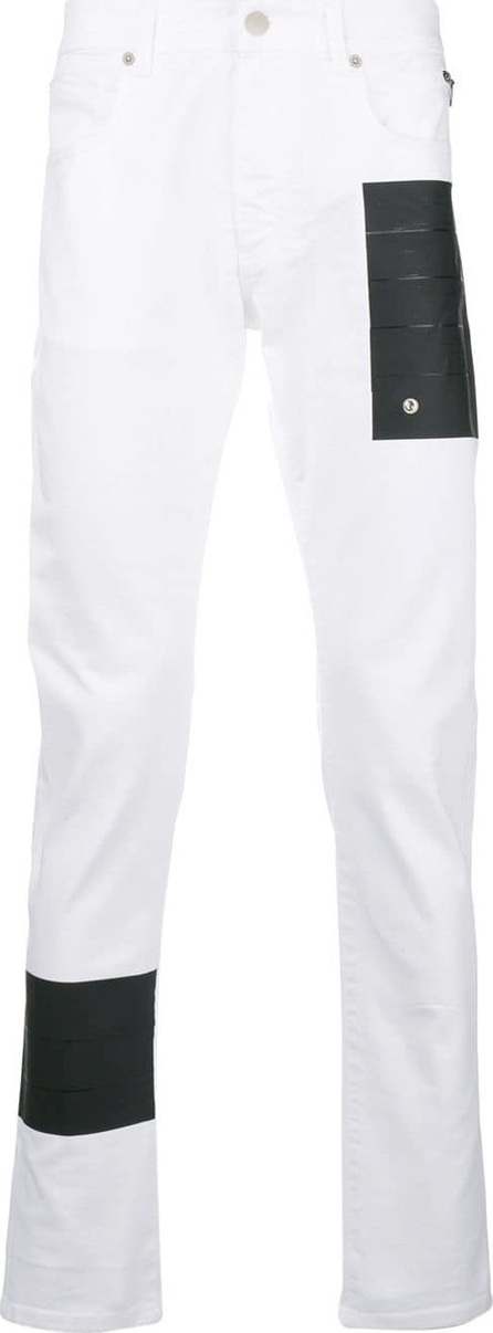 Alyx Patched leg trousers
