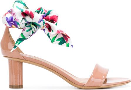 Salvatore Ferragamo Foulard sandals