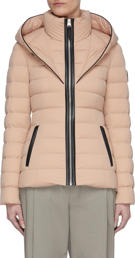 Mackage 'Andrea' full zip puffer jacket