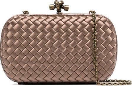 Bottega Veneta Chain Knot Shoulder Bag
