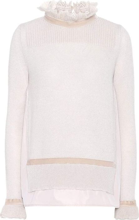Moncler Moncler Twist wool-blend sweater