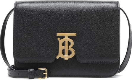 Burberry London England TB Small leather shoulder bag